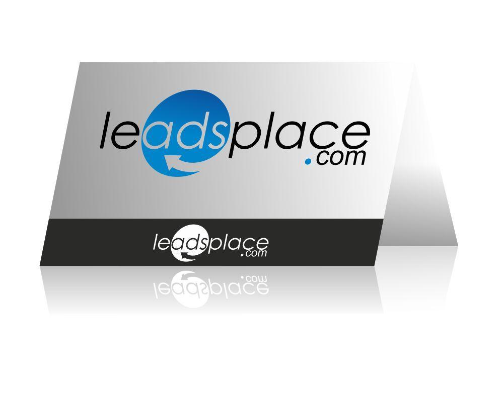 leadsplace.com - логотип - дизайнер kurgan_ok