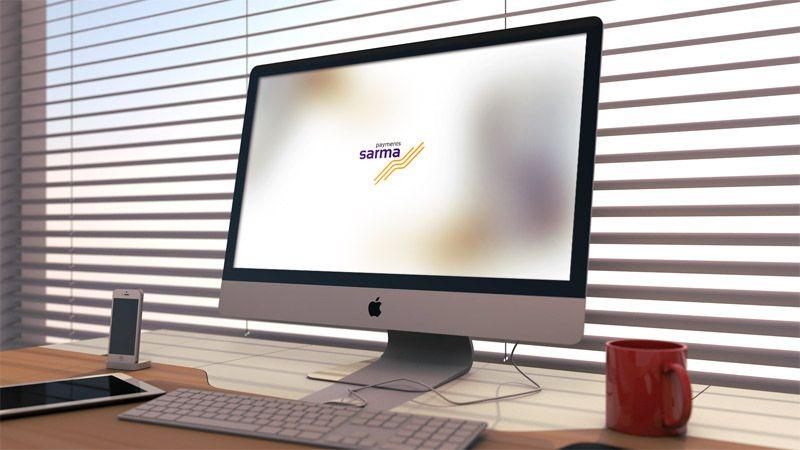 Логотип для системы расчетов - дизайнер VF-Group