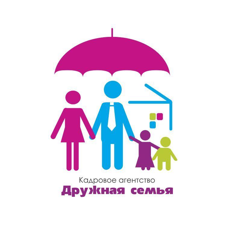 Логотип агентства домашнего персонала - дизайнер elenuchka
