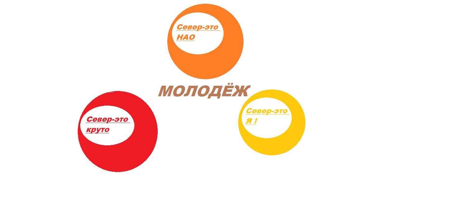 Логотип Моложедь Ненецкого автономного округа - дизайнер KATE-_67