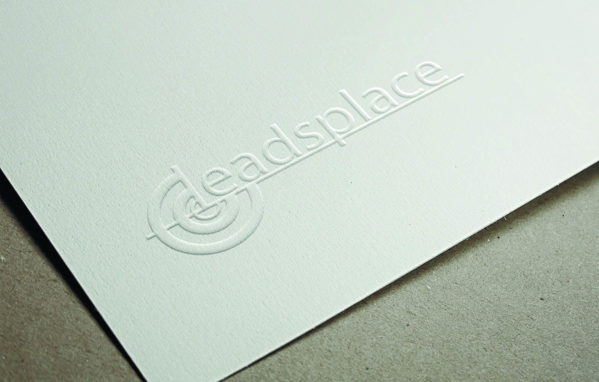 leadsplace.com - логотип - дизайнер lyubava
