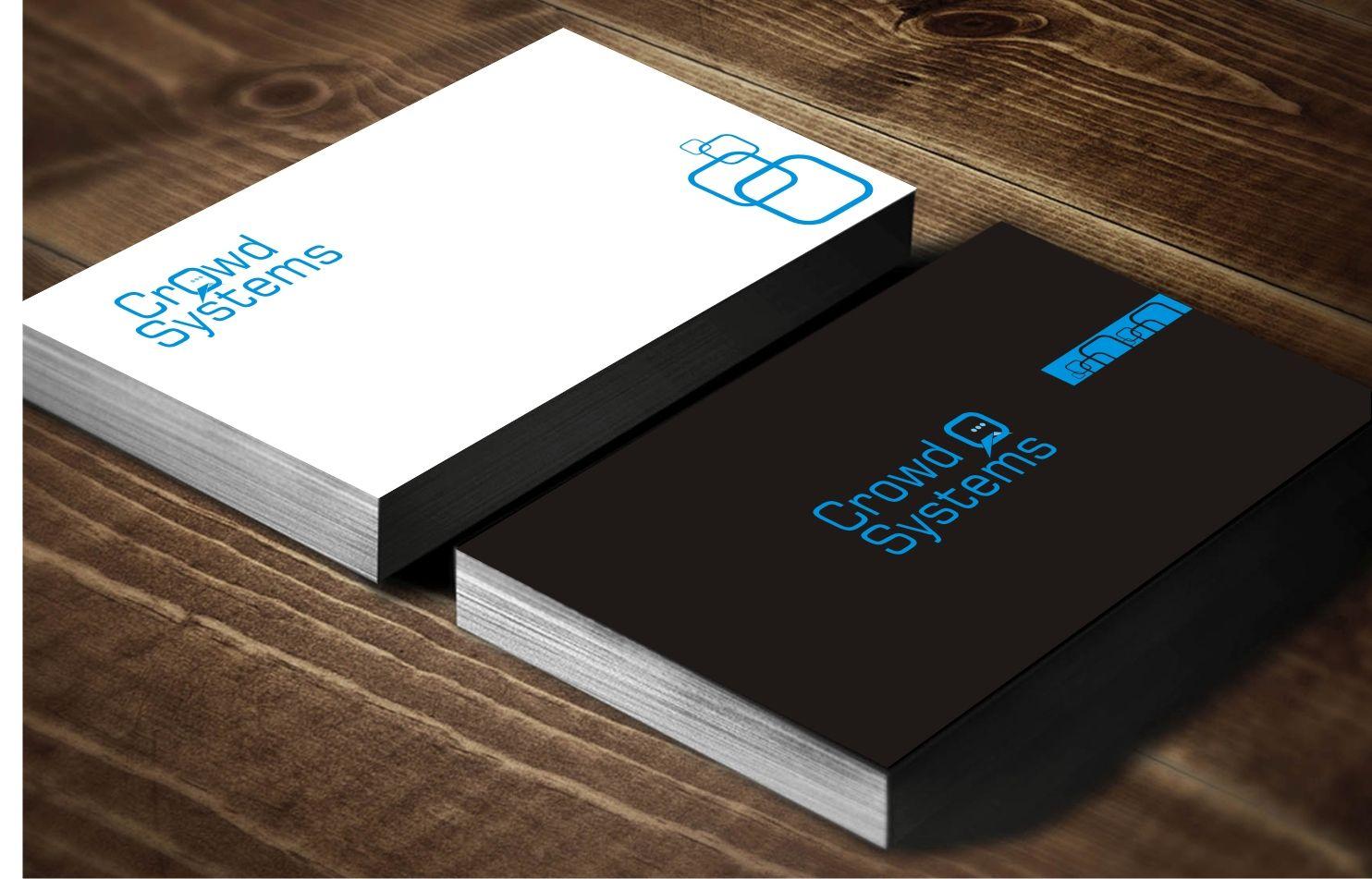 Фирменный стиль для краудсорсинговой компании - дизайнер LiXoOnshade