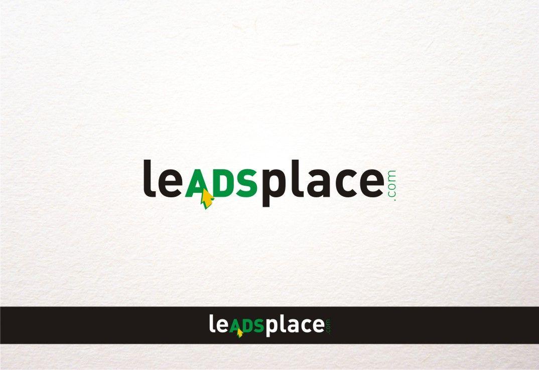 leadsplace.com - логотип - дизайнер Seejah