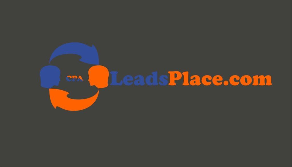 leadsplace.com - логотип - дизайнер Sheldon-Cooper