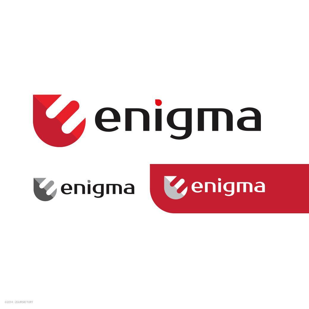 Логотип и фирмстиль для Enigma - дизайнер Odinus