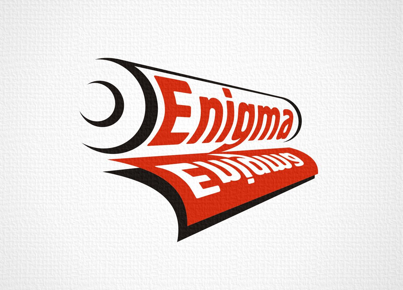 Логотип и фирмстиль для Enigma - дизайнер Zheravin