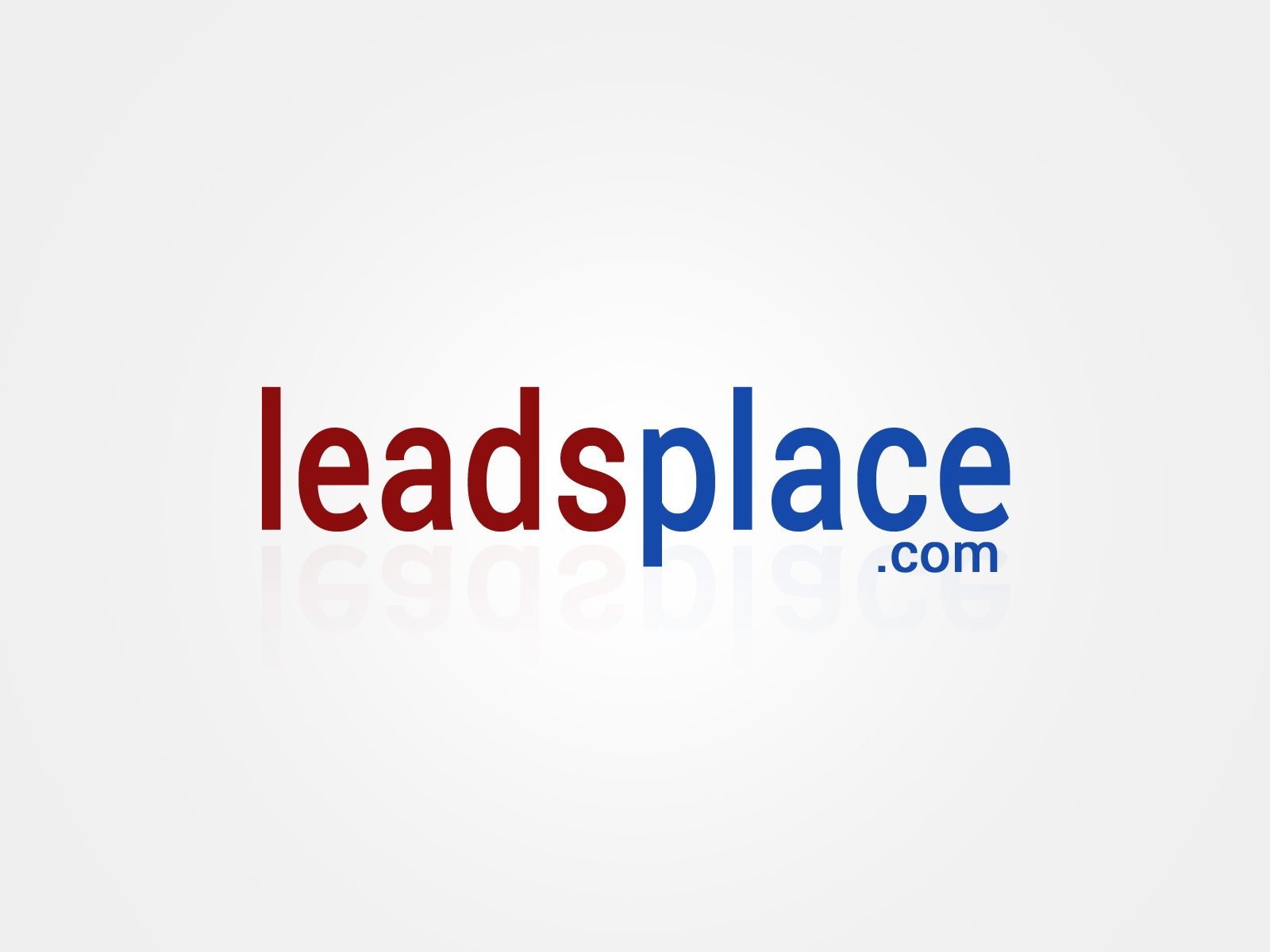 leadsplace.com - логотип - дизайнер bonvian