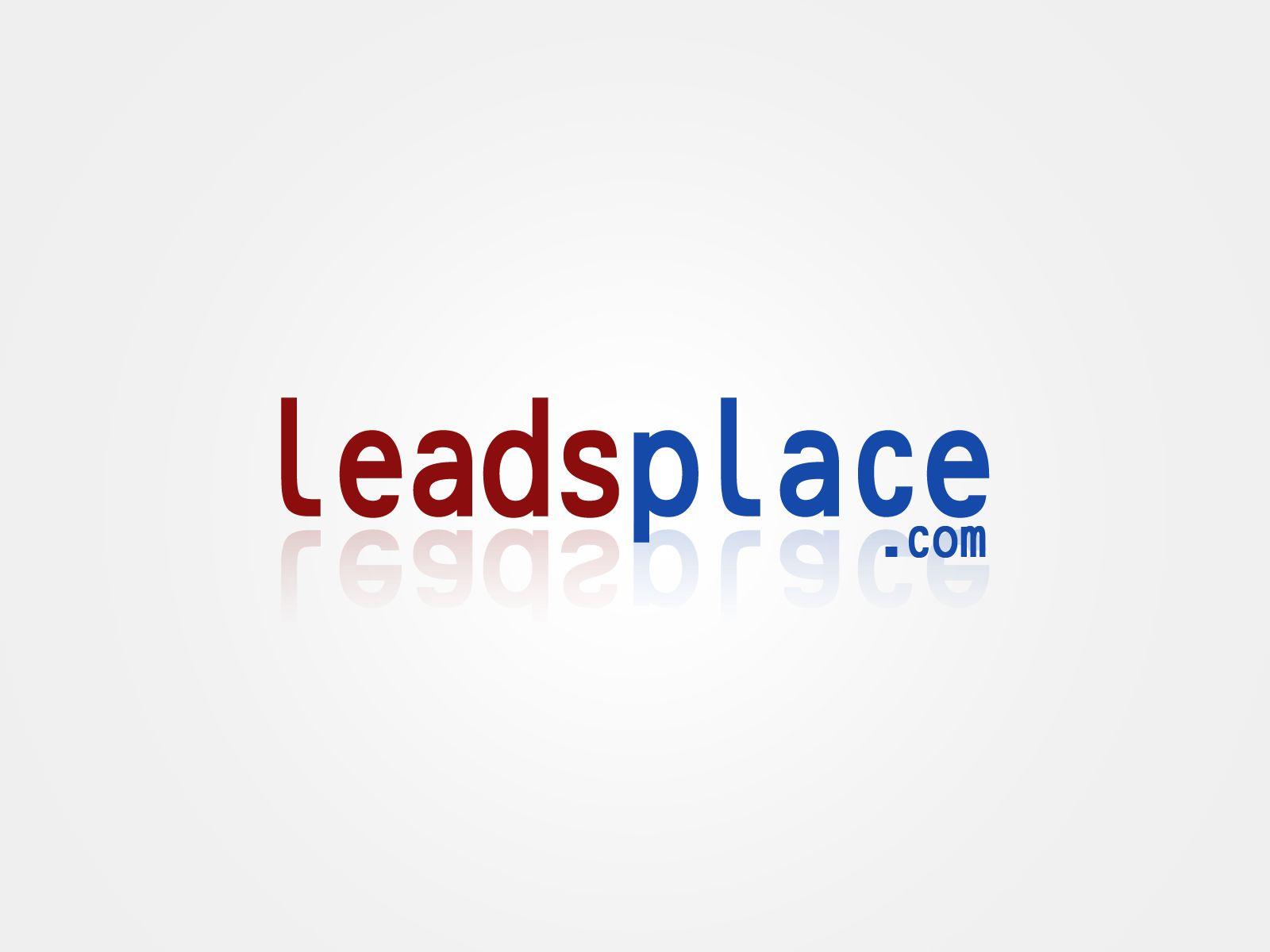 leadsplace.com - логотип - дизайнер bonvian