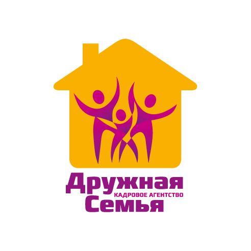 Логотип агентства домашнего персонала - дизайнер zhutol