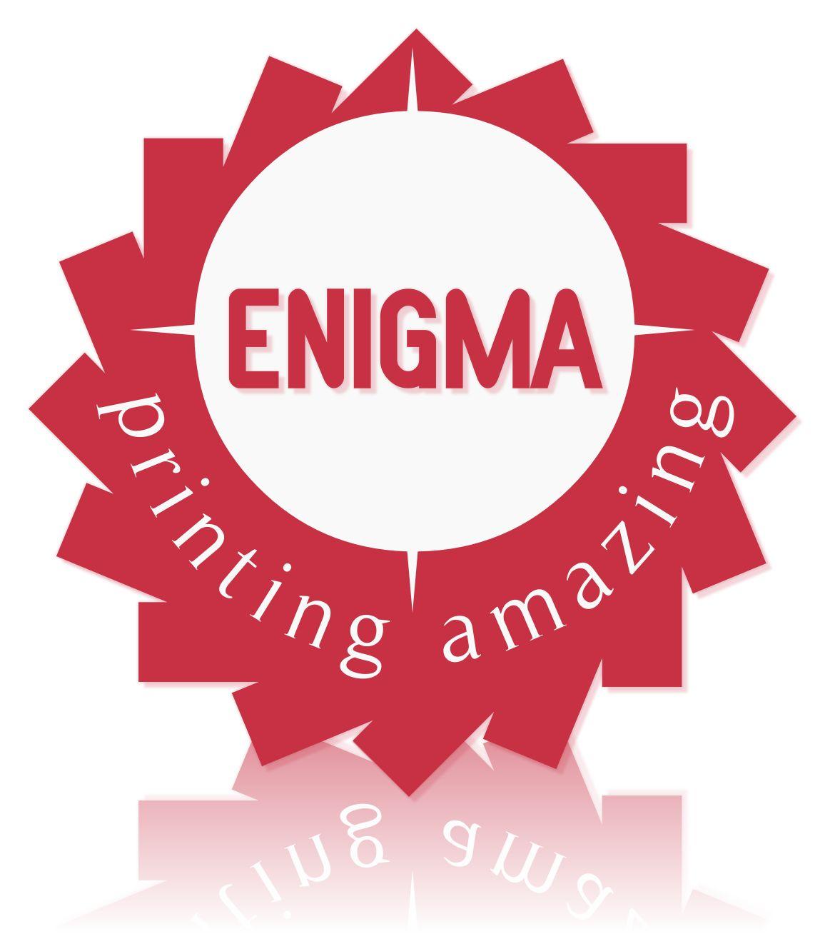 Логотип и фирмстиль для Enigma - дизайнер BeSSpaloFF
