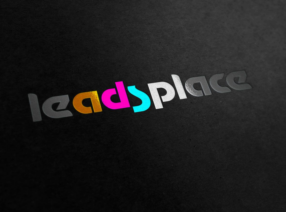 leadsplace.com - логотип - дизайнер zhutol