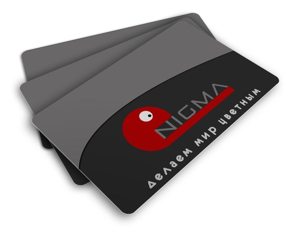 Логотип и фирмстиль для Enigma - дизайнер Advokat72