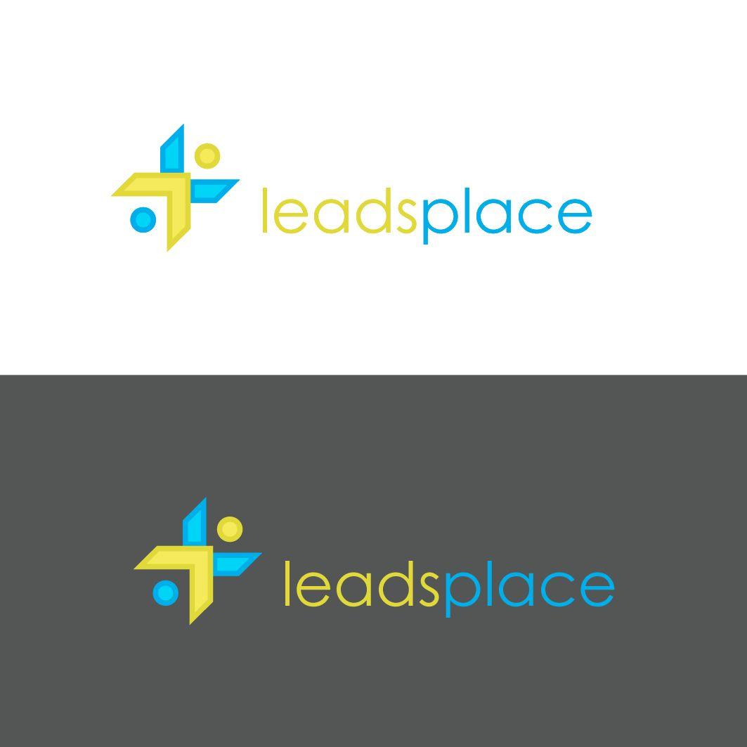 leadsplace.com - логотип - дизайнер deco
