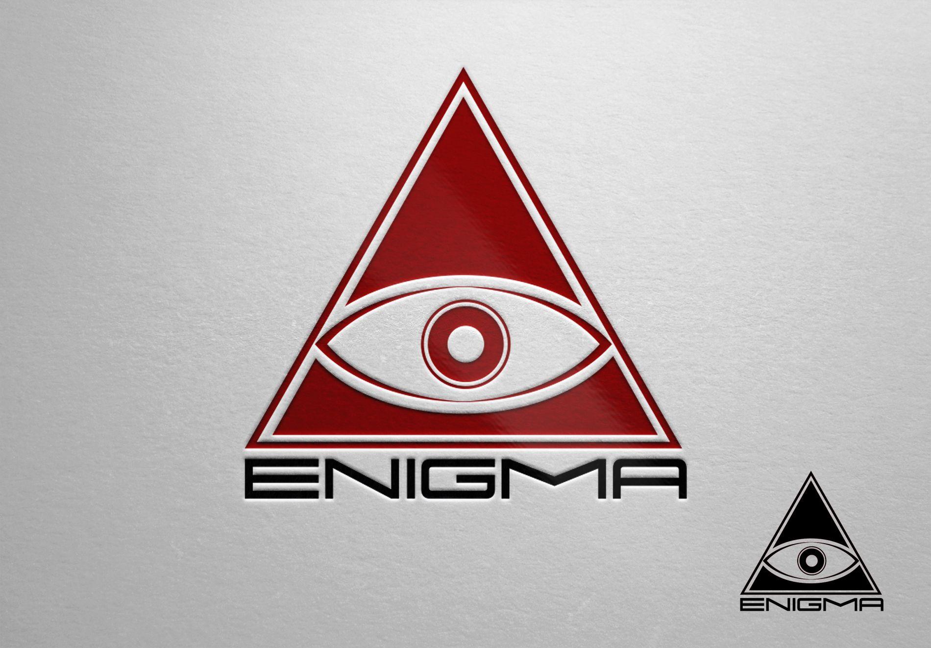 Логотип и фирмстиль для Enigma - дизайнер La_persona