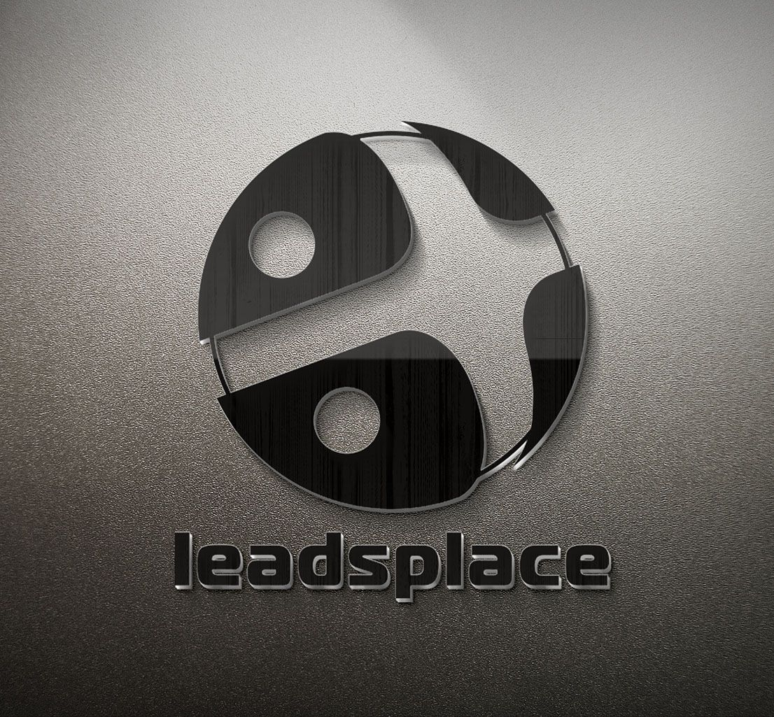 leadsplace.com - логотип - дизайнер zhutol