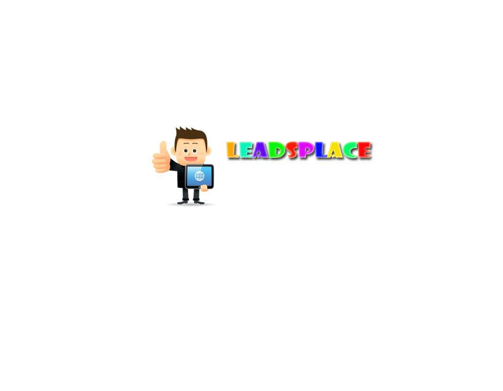 leadsplace.com - логотип - дизайнер Katericha