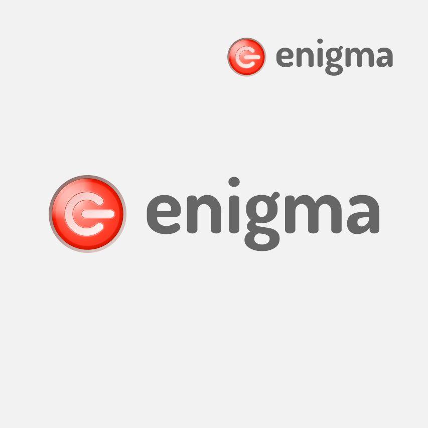 Логотип и фирмстиль для Enigma - дизайнер waP9eloo