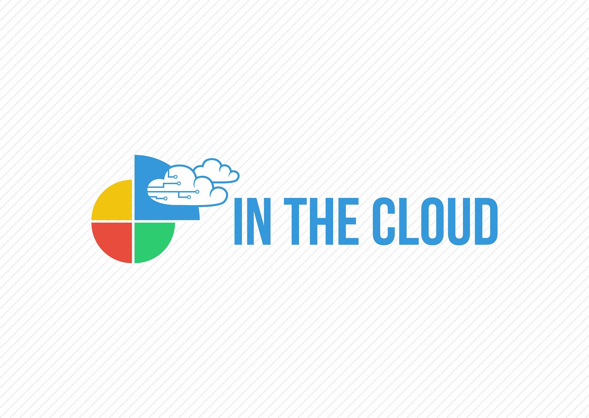 Логотип ИТ-компании InTheCloud - дизайнер VadimNJet