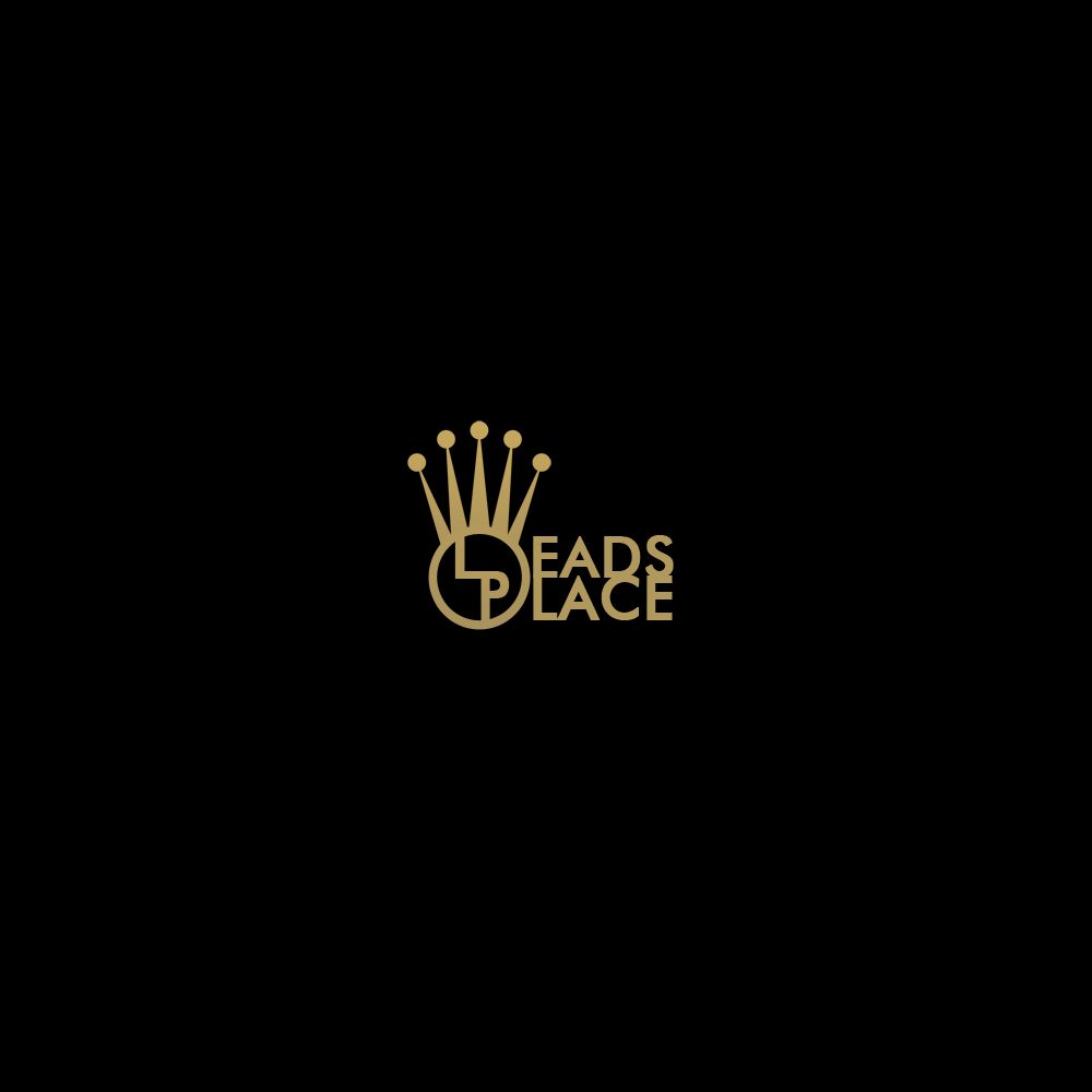 leadsplace.com - логотип - дизайнер Kibish