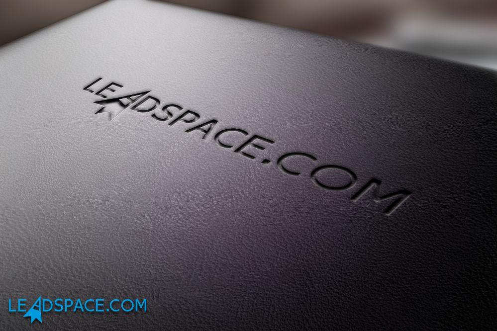 leadsplace.com - логотип - дизайнер kirpich6900