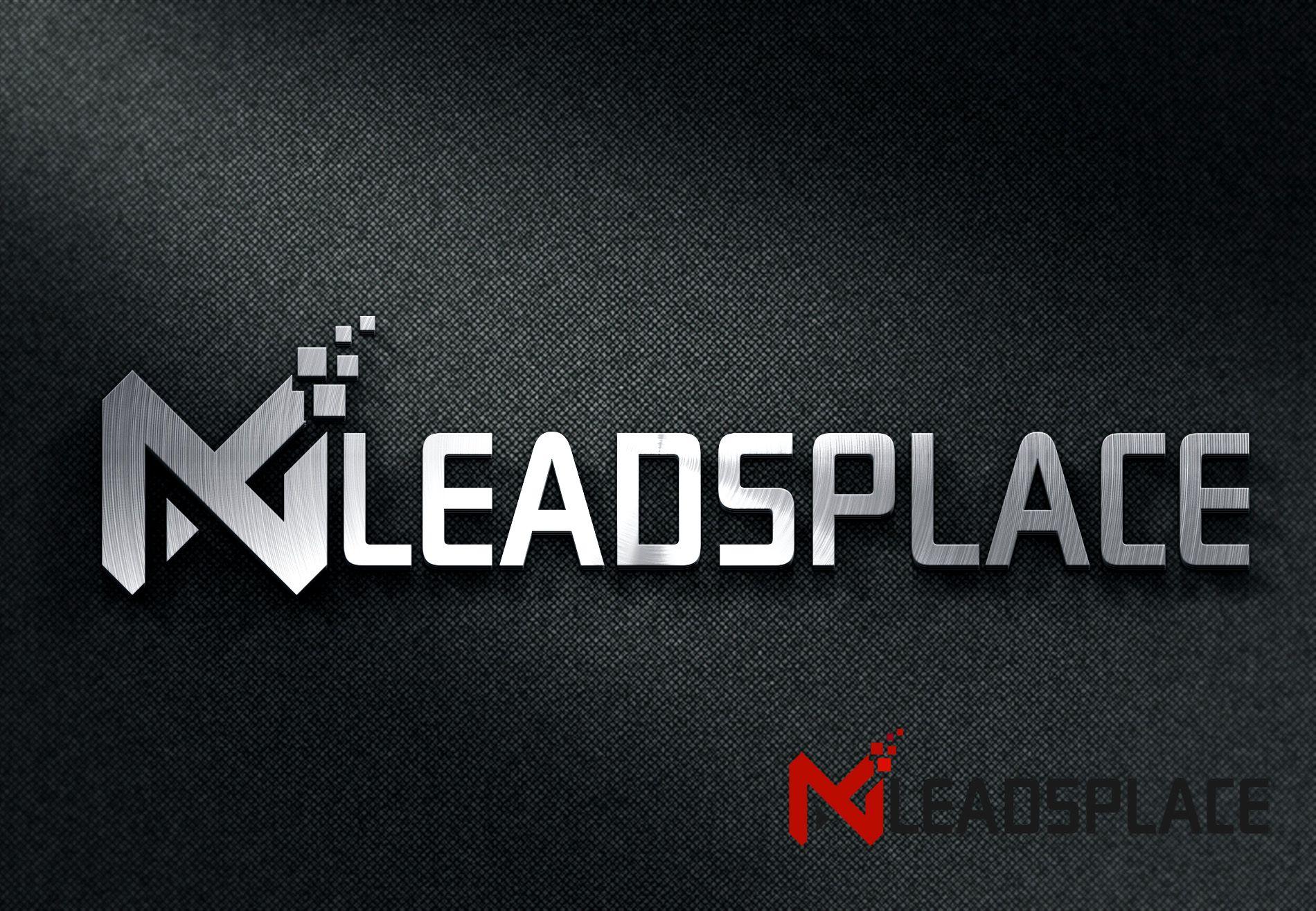 leadsplace.com - логотип - дизайнер La_persona