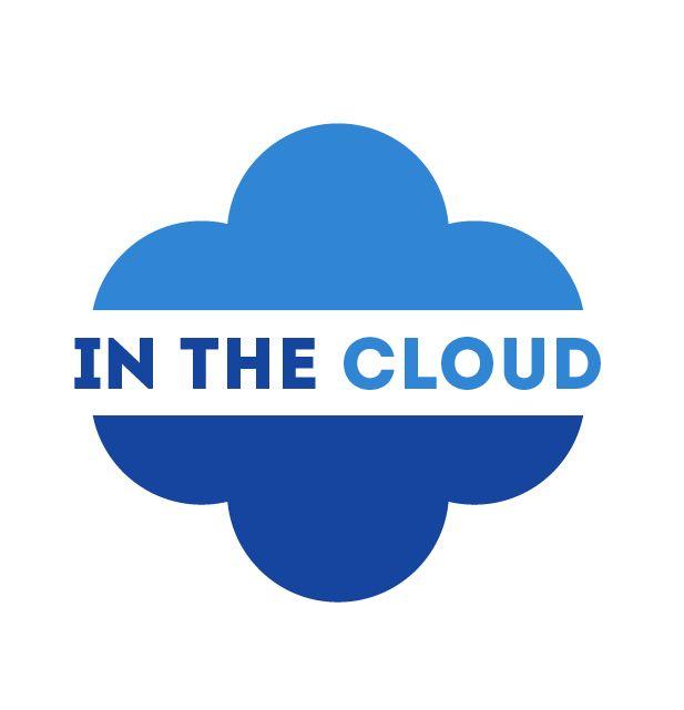 Логотип ИТ-компании InTheCloud - дизайнер Kot_Vasilisa