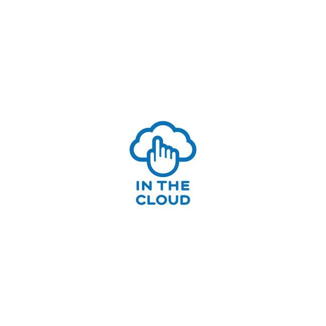 Логотип ИТ-компании InTheCloud - дизайнер luckylim