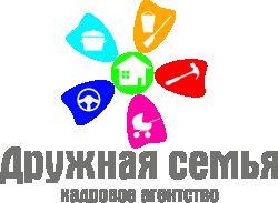 Логотип агентства домашнего персонала - дизайнер aleksaydr_p