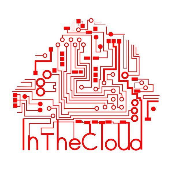 Логотип ИТ-компании InTheCloud - дизайнер anna_gri