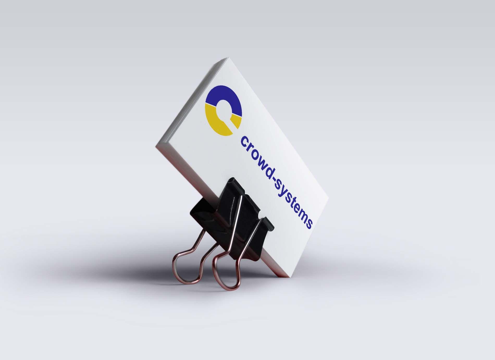 Фирменный стиль для краудсорсинговой компании - дизайнер Krasivayav