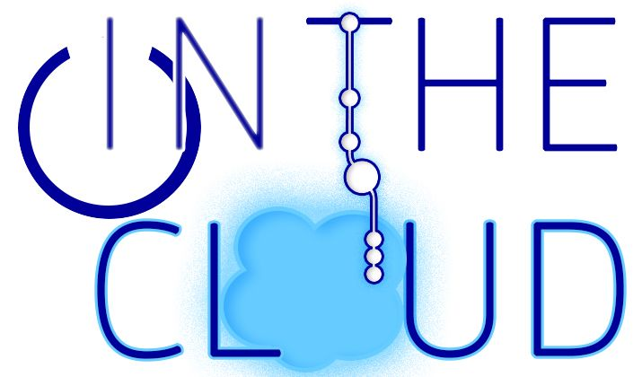 Логотип ИТ-компании InTheCloud - дизайнер buggemot