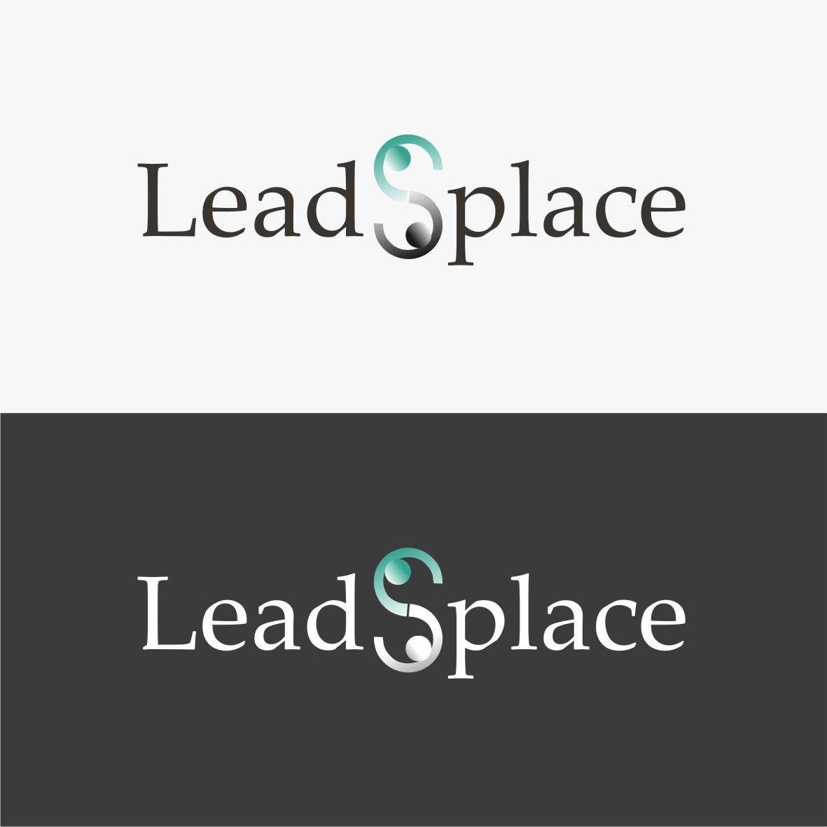leadsplace.com - логотип - дизайнер KovalevaV8