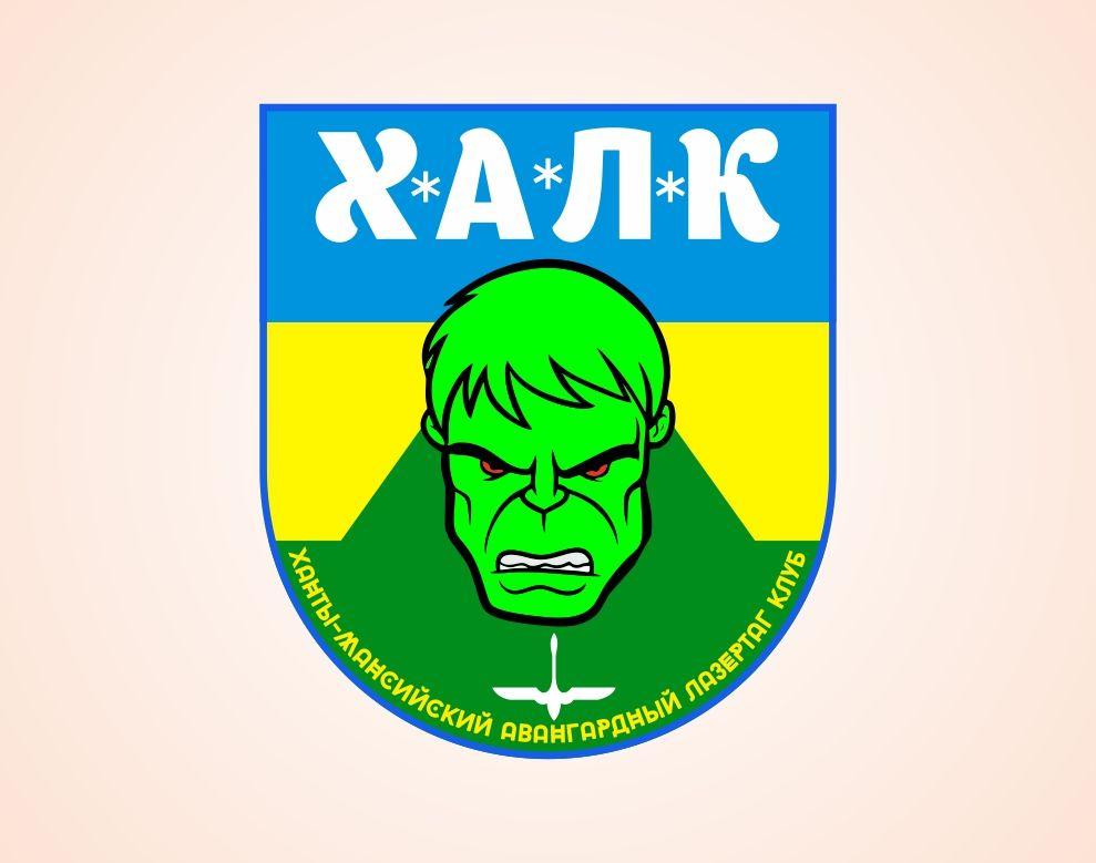Лого и фирменный стиль для лазертаг клуба - дизайнер hsochi