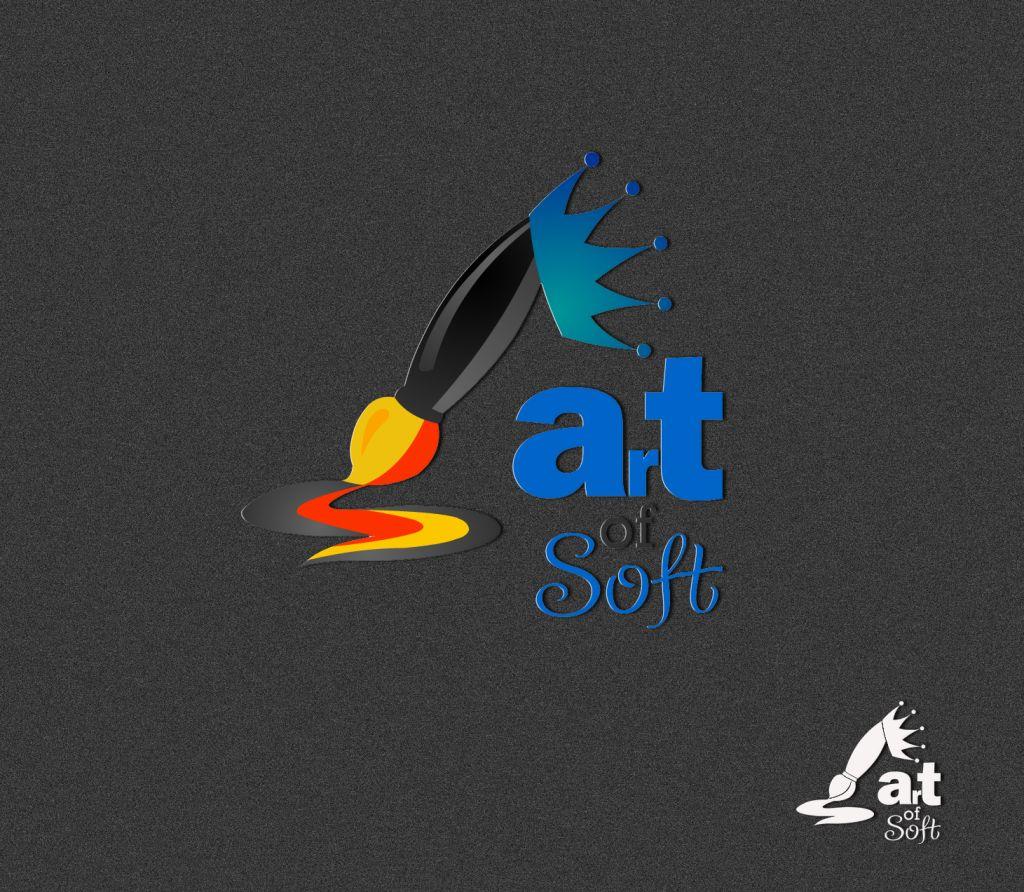 Логотип и фирменный стиль для разработчика ПО - дизайнер Keroberas