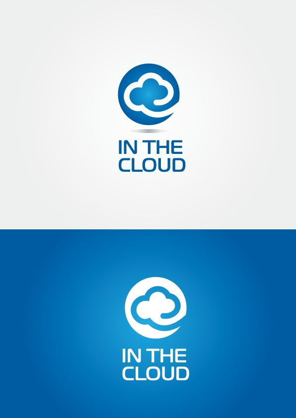 Логотип ИТ-компании InTheCloud - дизайнер peps-65