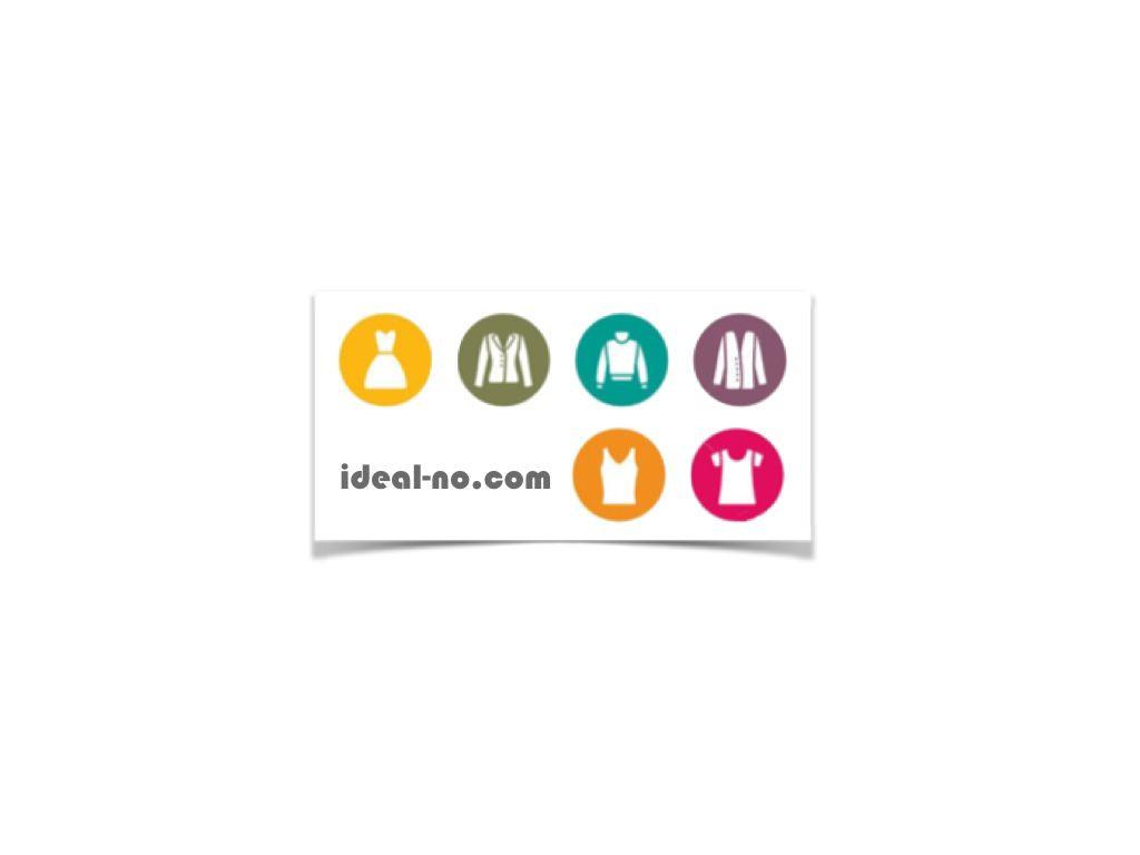 Логотип ideal-no.com - дизайнер kos888