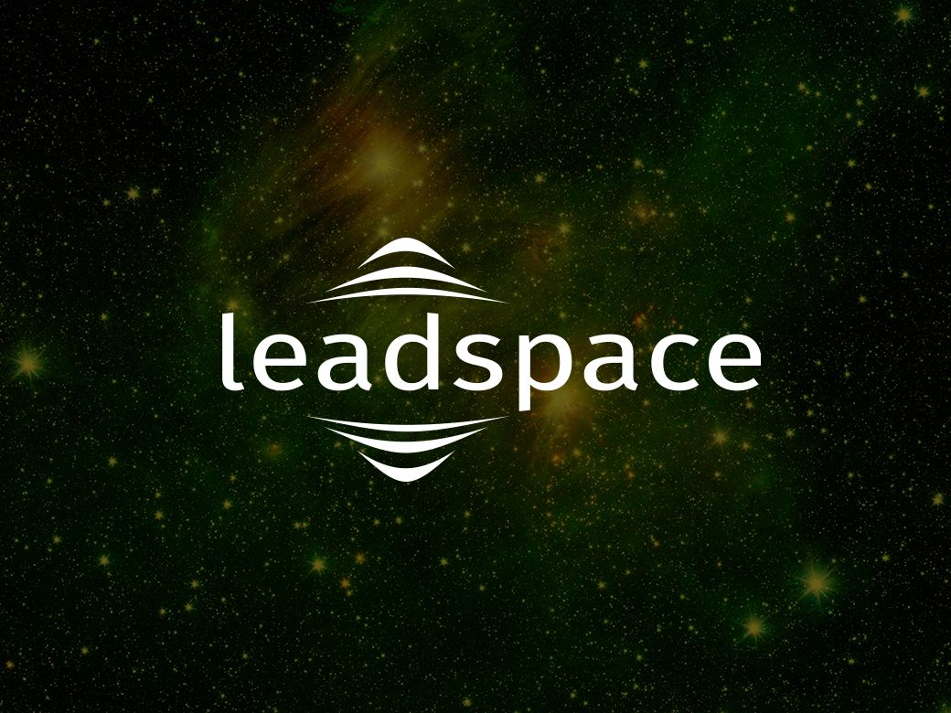 leadsplace.com - логотип - дизайнер msveet