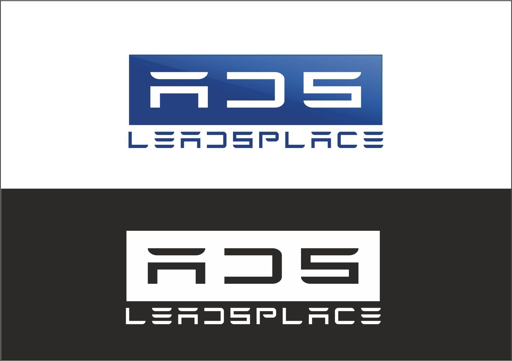 leadsplace.com - логотип - дизайнер KylTas