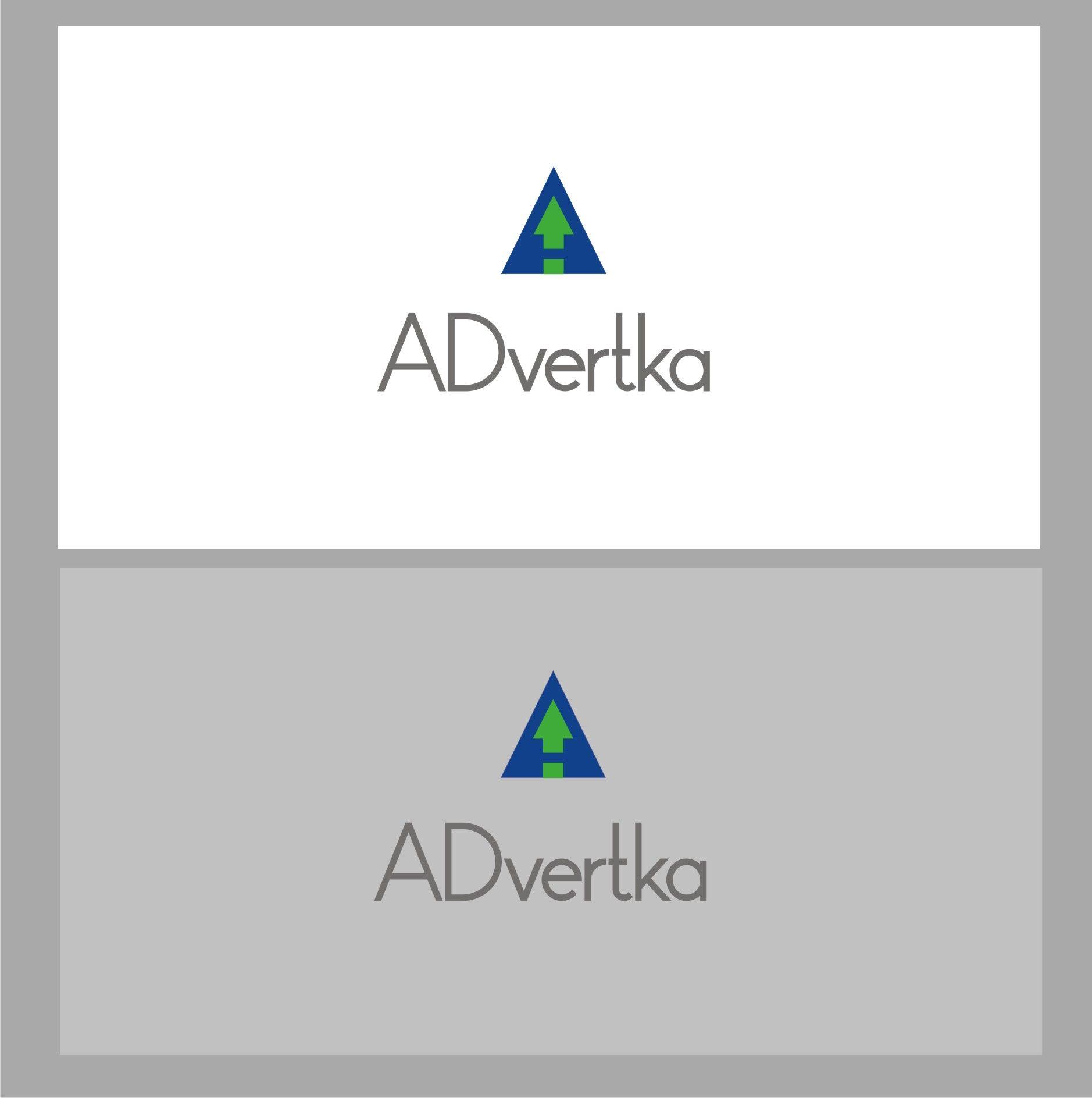 логотип для интернет агентства ADvertka - дизайнер dbyjuhfl