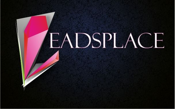 leadsplace.com - логотип - дизайнер Alena136