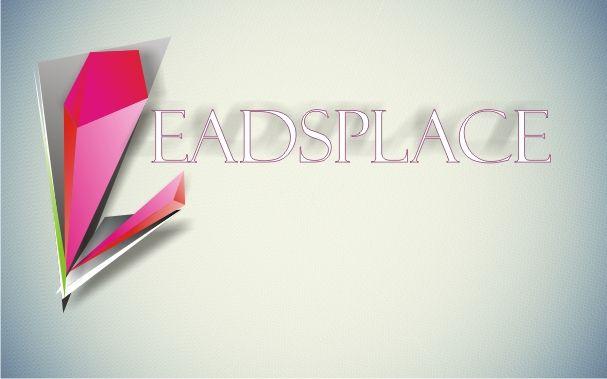 leadsplace.com - логотип - дизайнер Alena136