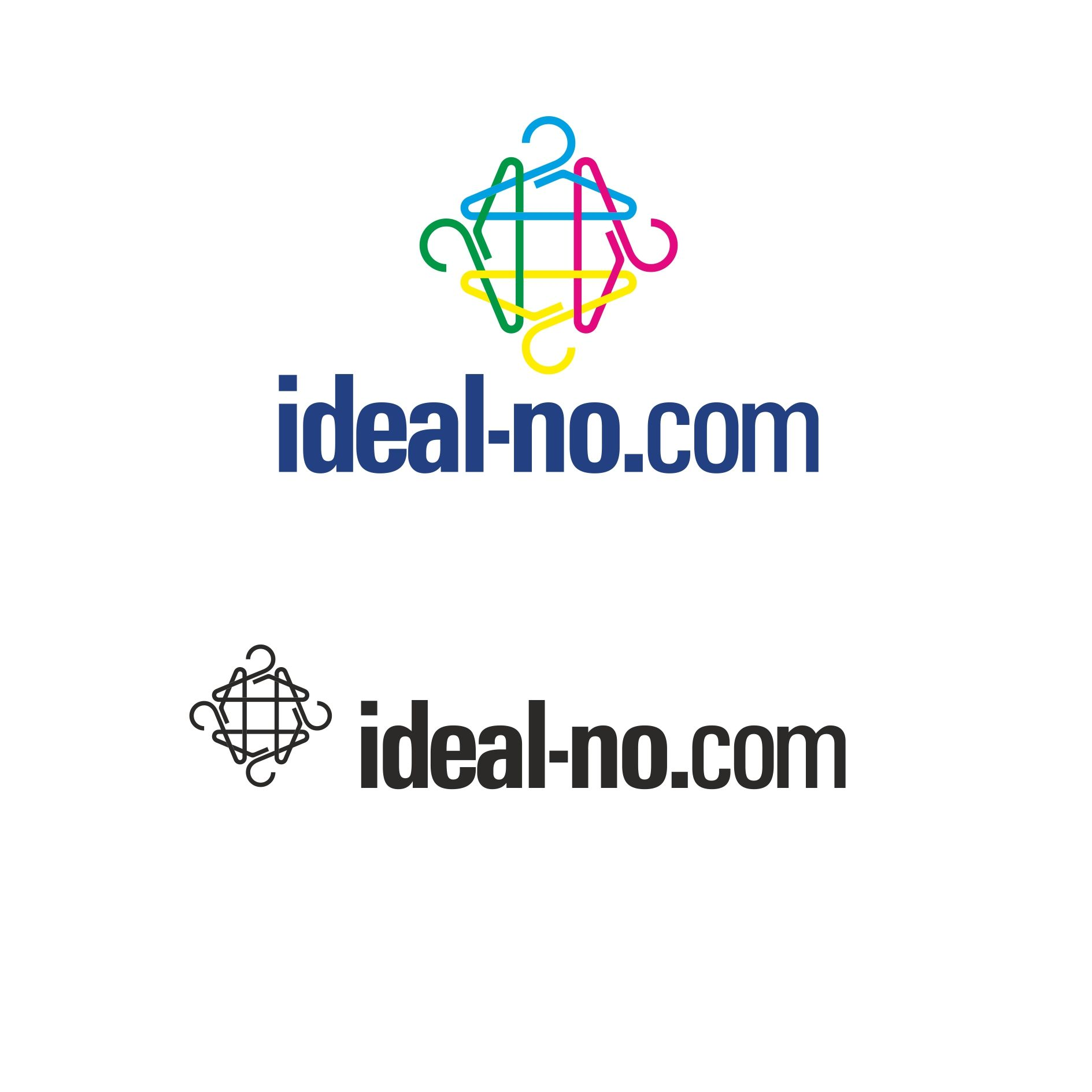 Логотип ideal-no.com - дизайнер AlexSh1978
