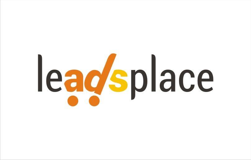 leadsplace.com - логотип - дизайнер Axel_chrono