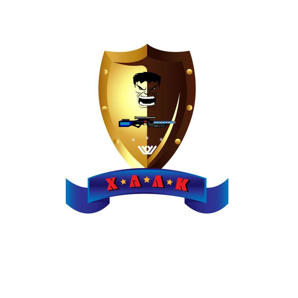 Лого и фирменный стиль для лазертаг клуба - дизайнер Gru3uH