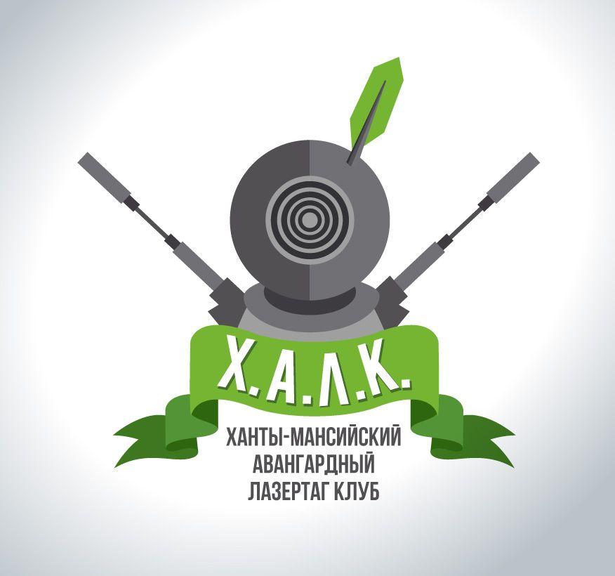 Лого и фирменный стиль для лазертаг клуба - дизайнер ekaterina_m