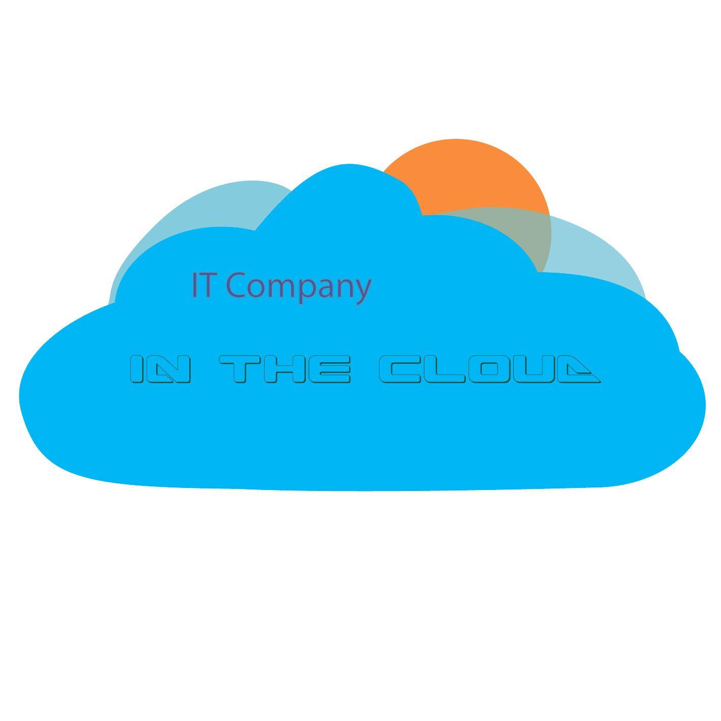 Логотип ИТ-компании InTheCloud - дизайнер AndrejZakon