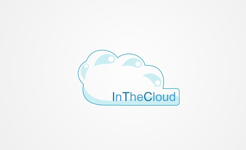 Логотип ИТ-компании InTheCloud - дизайнер ice8gro78fiks