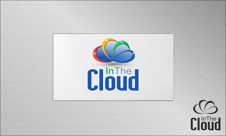 Логотип ИТ-компании InTheCloud - дизайнер byka-ve7rov