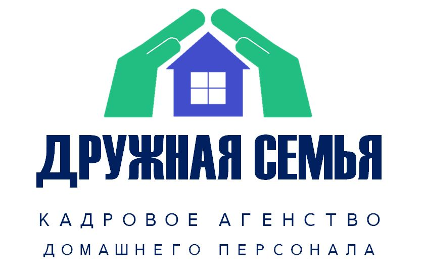 Логотип агентства домашнего персонала - дизайнер k-hak
