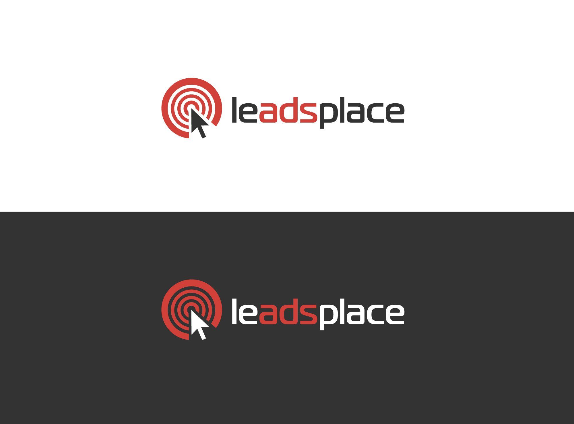 leadsplace.com - логотип - дизайнер Tom_Riddle